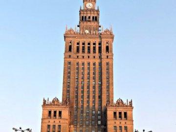 Palacio de Cultura y Ciencia - Palacio de Cultura y Ciencia en Varsovia.