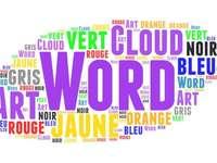 Sept couleurs en français