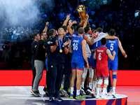 Reprezentacja Serbii w siatkówce - Reprezentacja Serbii w siatkówce.
