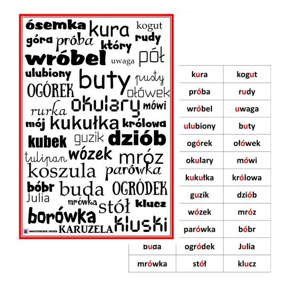 ORTHOGRAPHY words from yellows - ORTHOGRAPHY EXPRESSIONS. School and science, field of spelling (8×8)