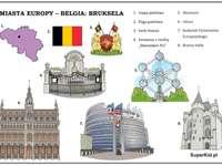 Steden van Europa - Brussel