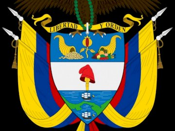 Scutul Columbia - Este un simbol al Columbia.