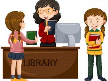 Biblioteka - Biblioteka - 8 maja dzień Bibliotekarza i Bibliotekarki.
