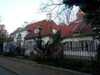 Sopot - zámek rodiny Sierakowských