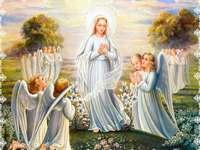 Maryja Królowa i Matka