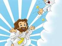ascension - Ascension du Seigneur Jésus.