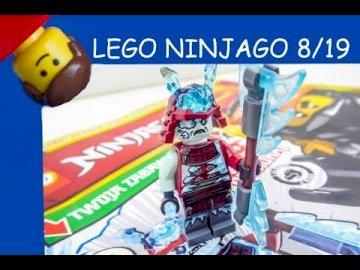 Kuba - śnieżny samuraj - Klocki Lego śnieżny samuraj.