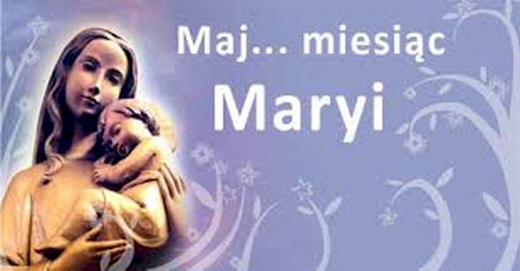 Május a marianus hónap kirakós játék