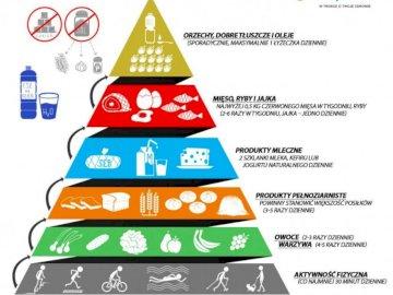 Piramide alimentare - Collezione piramide alimentare - materiali. Uno screenshot di uno schermo del telefono cellulare con