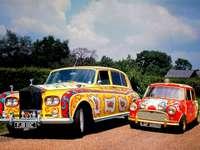 Beatles's auto's