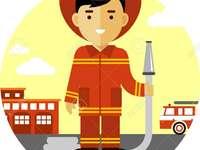 Serwer publiczny: strażak