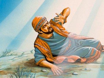 Saul vid Damaskus portar
