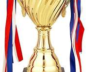 Regalo jazmín - un trofeo para probar.