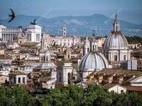 Столица на Италия, Рим