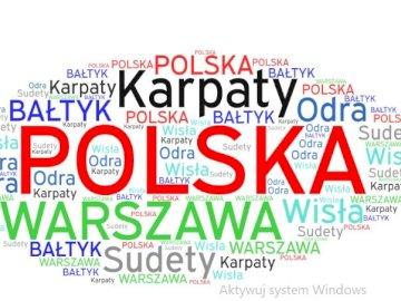 puzzles de nuage - nuage de mots sous la forme d'un puzzle. Une capture d'écran d'un télépho