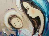 Le meilleur des mères Vierge Marie
