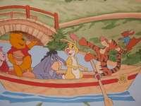 Winnie the Pooh - Erstelle kostenlose Rätsel aus Puzzle Factory.