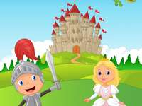Cavaliere e principessa