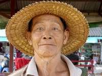 en thailändsk man