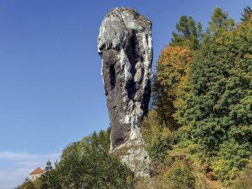 Club de Hércules - La roca más famosa en Polonia durante años es la atracción principal del Parque Nacional Ojców.