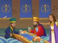 Eszter, a király és Hámán