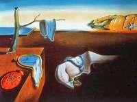 Salvador Dali - este opera lui Salvador Dalí, Persistența amintirii.