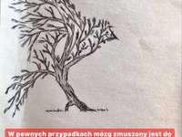 Bird / träd
