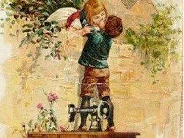 láska nezná meze - láska nezná meze,ale mám šicí stroj.