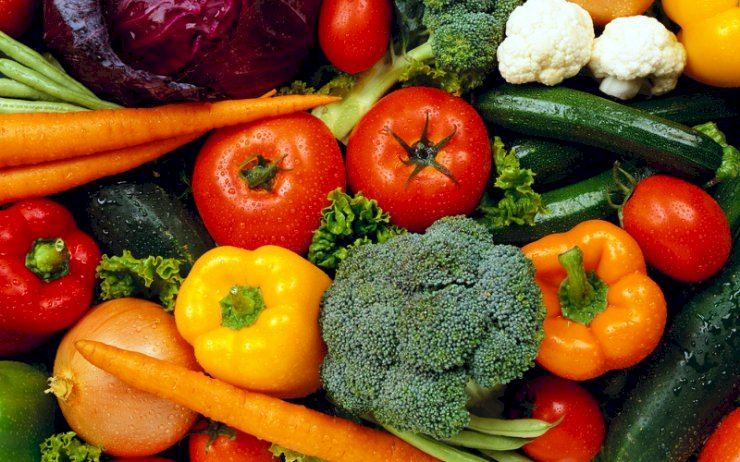 smakelijke groenten