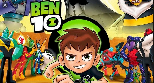 ben10 salvando l'universo dai pericoli - Visualizzazione Ben10, salvando l'universo. Una stretta di un giocattolo (16×9)