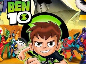 ben10 спасява Вселената от опасности