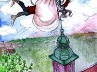 légende de la création du désert de Błedowska - légende de la création du désert de Błędowska.