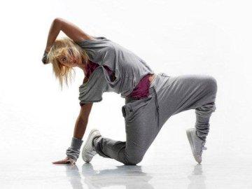 Taniec nowoczesny - Taniec nowoczesny kobieta.
