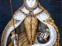 Elizabeth I in Coronation Robes c.1600-10