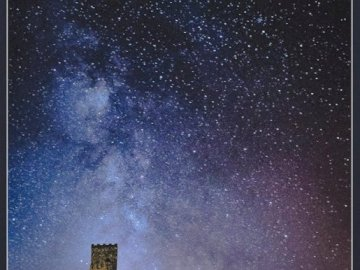 CASTLE OF CEFALA 'DIANA UNDER THE STARS - .
