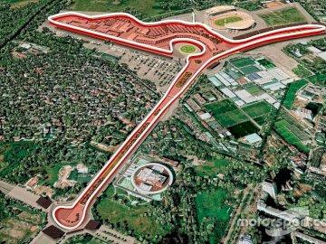 F1 Wietnam - . Zrzut ekranu z gry wideo.