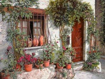 Patio Precioso - . Roślina w ogrodzie.