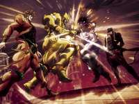 Puzzle Stardust Crusaders
