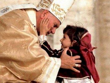 Pope John Paul II - .