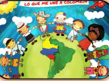 Ethnic groups of Colombia - . .