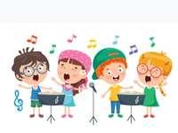 Hudební puzzle - Nástroj. .  hudební hádanky přístroj. . .