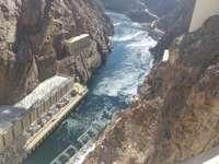 Colorado River, Hoover Dam,