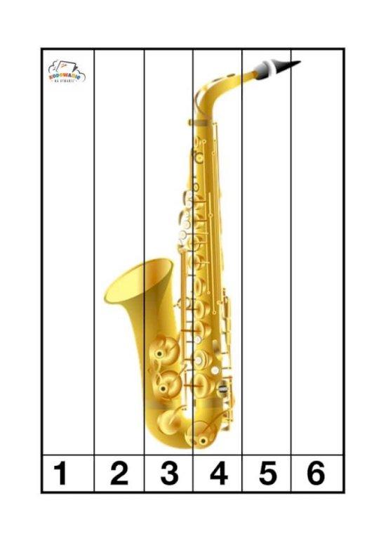 puzon instrument - puzon instrument muzyczny. Zrzut ekranu telefonu komórkowego. saksofon instrument muzyczny. Zrzut ekranu telefonu komórkowego. saksofon (3×4)
