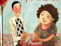 Una receta para el amor - Una historia de amor a primera vista. Una persona tomando una selfie.