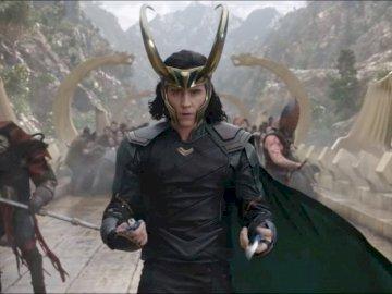 Laufeyson Loki - Cerraduras de la película de Marvel.
