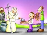 Onde está o tesouro? Seguindo os passos de João Paulo II