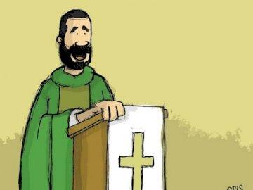 liturgia de la palabra. evangelio - liturgia de la palabra. evangelio. Un dibujo de una persona.