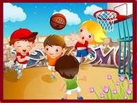 Das Wochenende ist am besten in der Luft und in Bewegung. - Sehen Sie, wie die Kinder Freizeit in einem schönen Wetter verbringen.