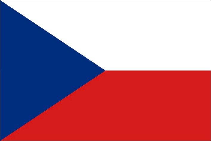 Flaga Republiki Czeskiej puzzle