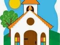 Църквата да бъде оправена
